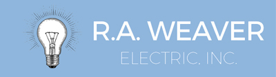 R.A. Weaver Electric, Inc. Logo