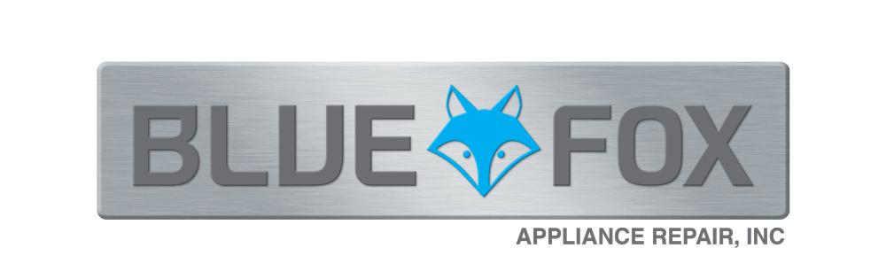 Blue Fox Appliance Repair Logo