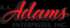 R.A. Adams Enterprises, Inc. Logo