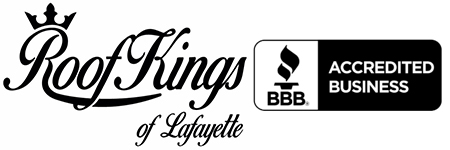 Roof Kings of Lafayette Logo