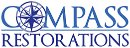 Compass Restorations Logo