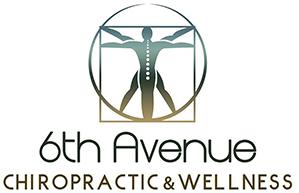 6th Avenue Chiropractic & Wellness Logo