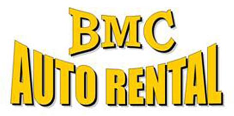 BMC Auto Rental Logo