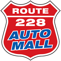 Route 228 Auto Mall Logo