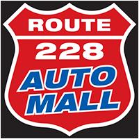 Route 228 Auto Mall Logo