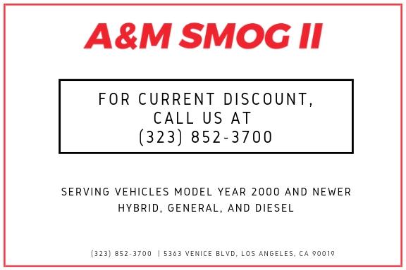 Smog Check Los Angeles Ca Smog Check Station Near Me A
