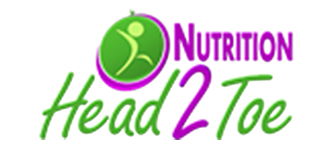 Nutrition Head 2 Toe Logo