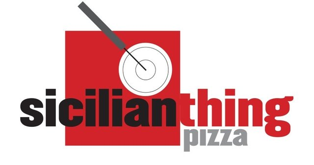 Sicilian Thing Pizza Logo