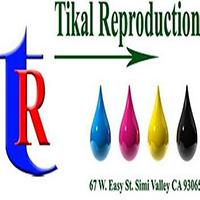 Tikal Reproductions Logo