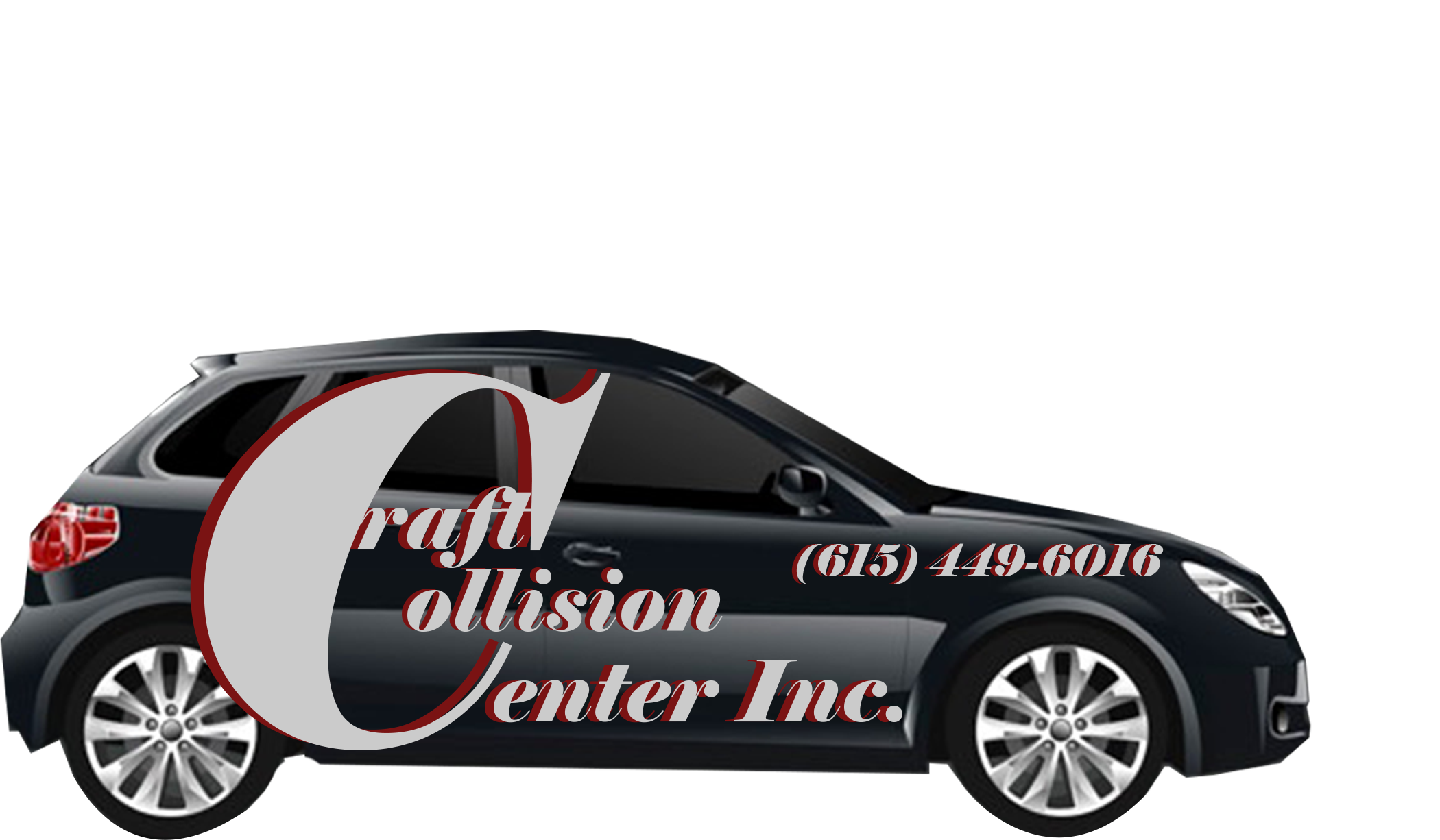 Craft Collision Center Inc. Logo