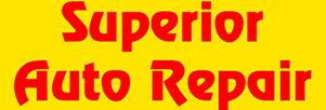 Superior Auto Repair and Tire Logo