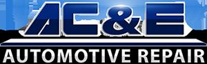 AC&E Automotive Repair Logo