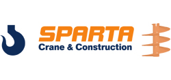 Sparta Crane & Construction Logo