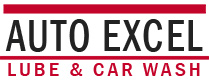 Auto Excel Lube & Car Wash Logo