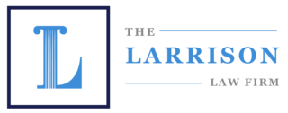 The Larrison Law Firm Logo