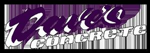 Dave's Concrete Logo