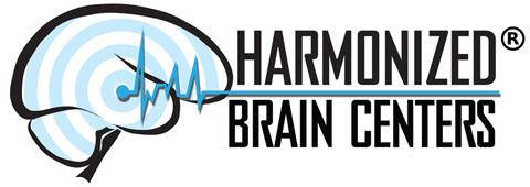 Harmonized Brain Centers Logo