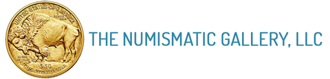 The Numismatic Gallery Logo