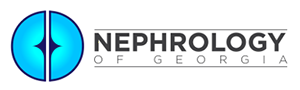 Nephrology of Georgia: Hermes Garcia-Sanchez, MD Logo