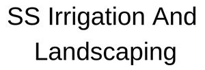 SS Irrigation And Landscaping Logo
