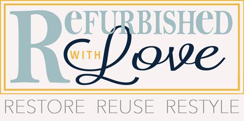 Refurbished With Love Logo