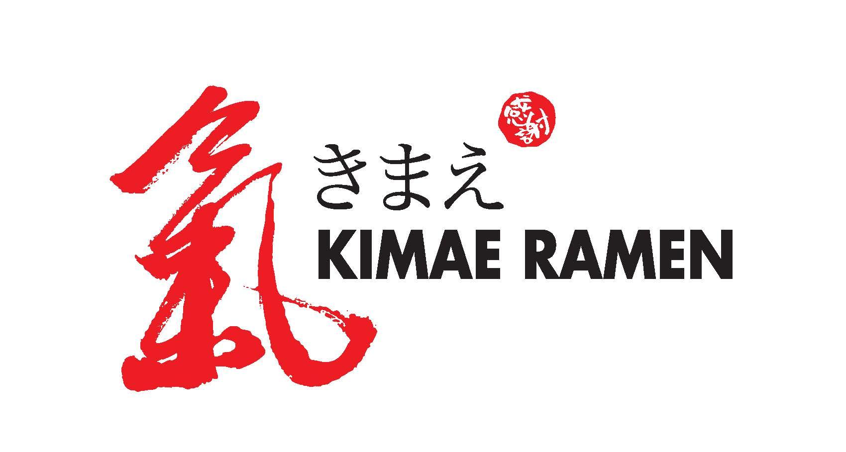 Kimae Ramen Logo