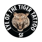 Eye of the Tiger Tattoo Logo