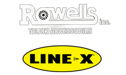 Rowell's Truck Accessories & LINE-X of South Charlotte Logo