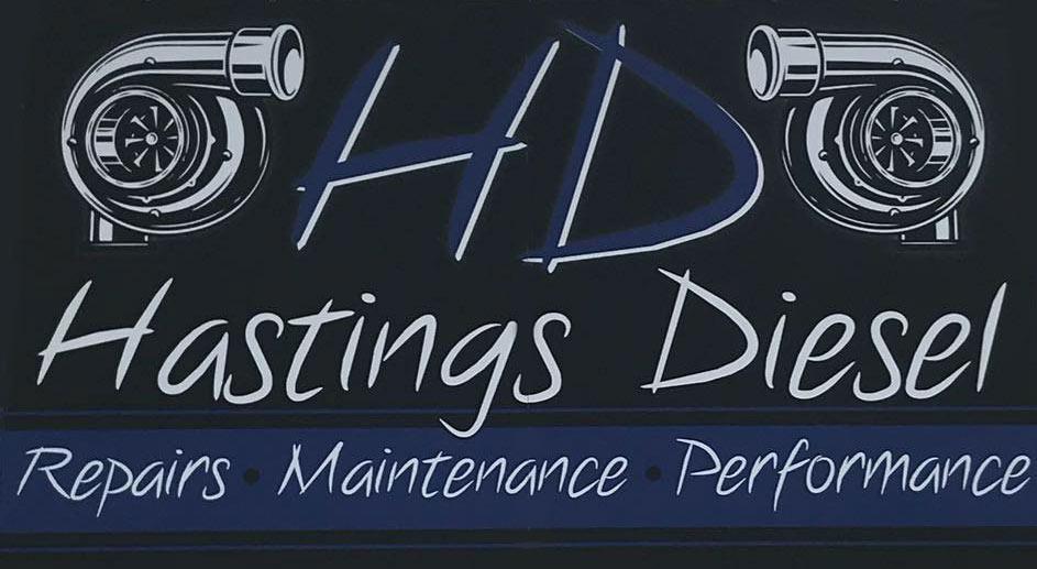 Hastings Diesel Performance Logo