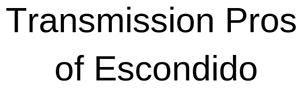 Transmission Pros of Escondido Logo
