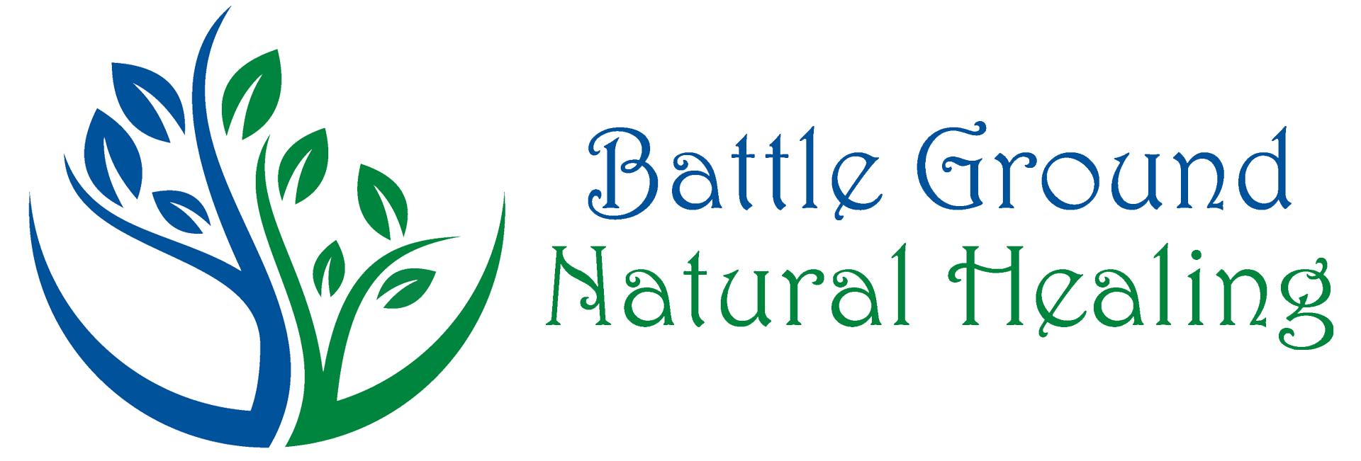 Battle Ground Natural Healing Logo
