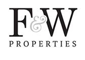 F & W Properties Logo