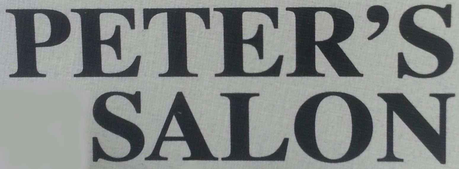Peter's Salon Logo