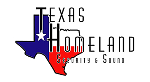 Texas Homeland Security & Sound Logo