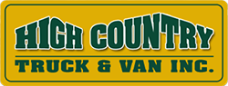 High Country Truck and Van Logo