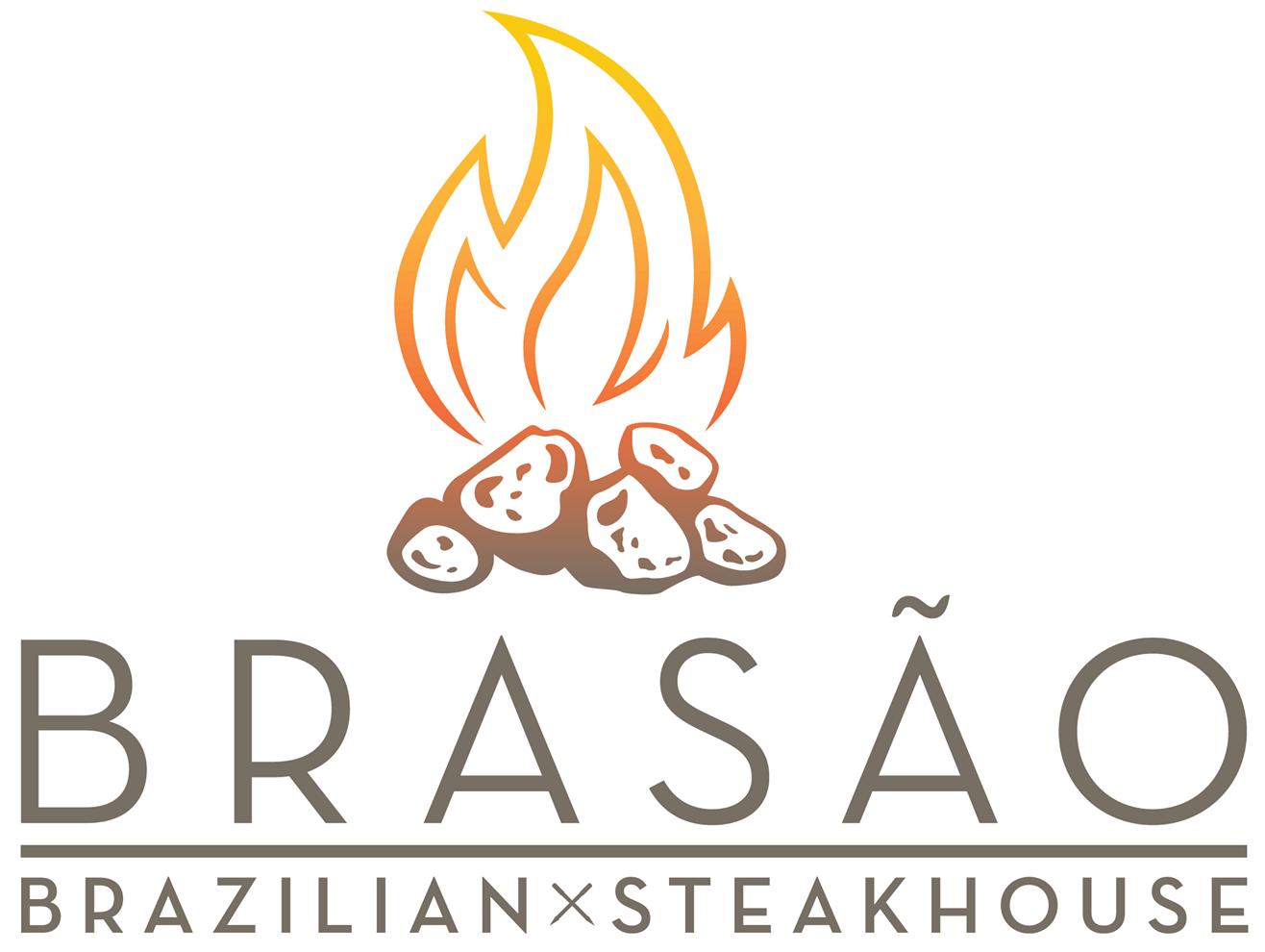 Brasão Brazilian Steakhouse Logo