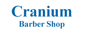 Cranium Barber Shop Logo