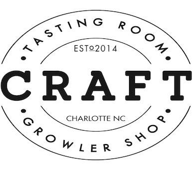 Craft Tasting Room and Growler Shop Logo