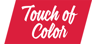 Touch of Color Collision Center Logo