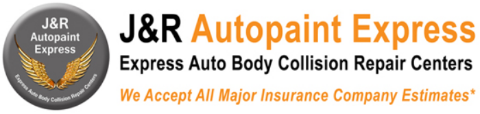 J&R Autopaint Express Logo