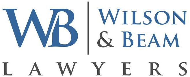 Wilson & Beam Lawyers Logo