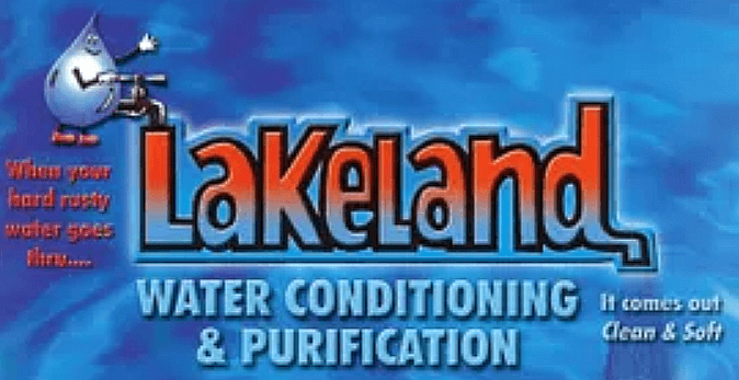 Lakeland Soft Water Conditioning Logo