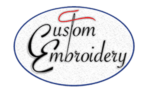 Custom Embroidery Logo