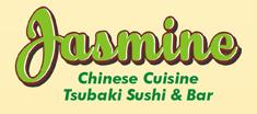 Jasmine Szechuan Chinese Cuisine and Tsubaki Sushi Bar Logo
