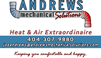 Andrews Mechanical Solutions Logo
