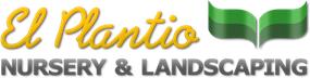 El Plantio Nursery & Landscaping Logo