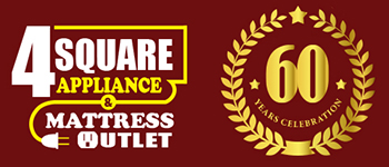 4 Square Appliance & Mattress Logo