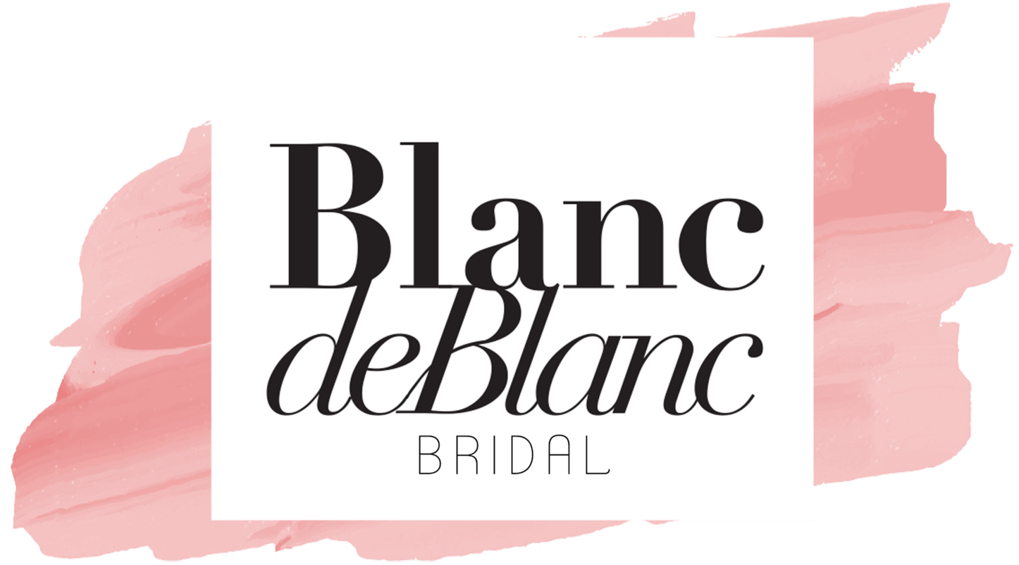 Blanc de Blanc Bridal Boutique Logo