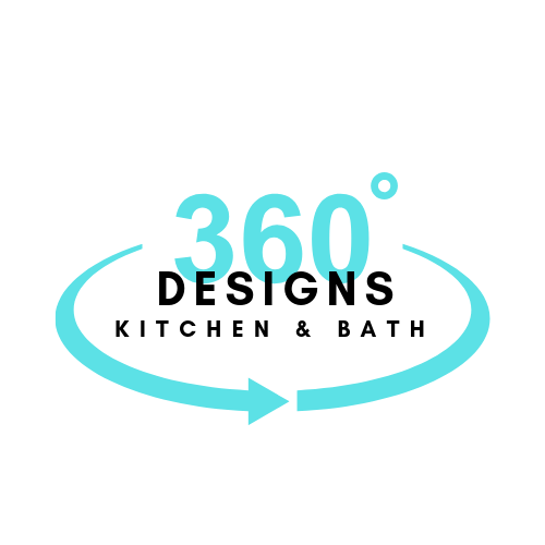 360 Designs Kitchen & Bath Logo