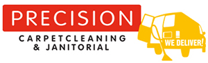 Precision Carpet Cleaning & Janitorial Logo